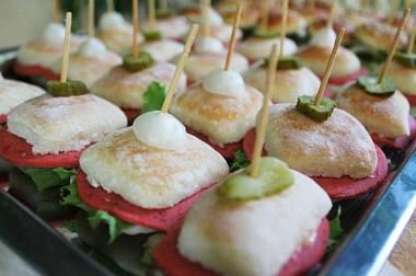sadwich saucisson boeuf