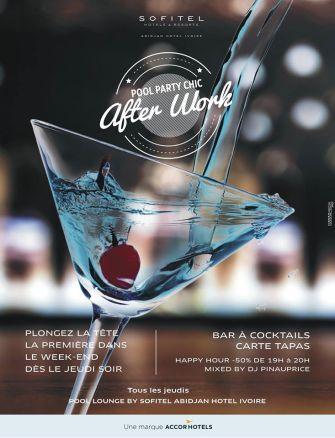 Happy Hours, Sofitel Hôtel Ivoire - Tous les Jeudis